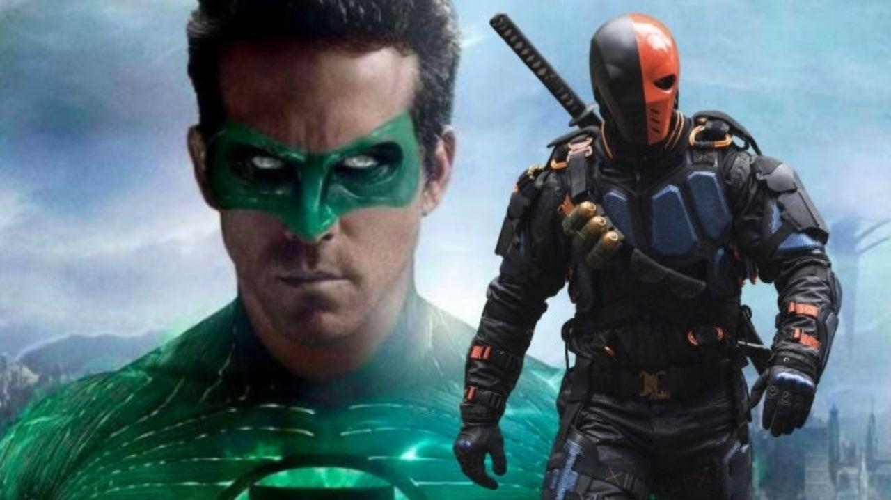 Deathstroke Praises Ryan Reynolds' Green Lantern in Humorous New GEGGHEAD Video