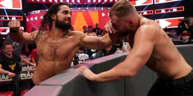 Seth Rollins Fires Back at Jon Moxley Over His Critical Comments of WWE
