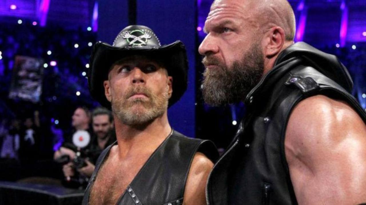 Triple H Confirms Shawn Michaels is Running the NXT UK Brand