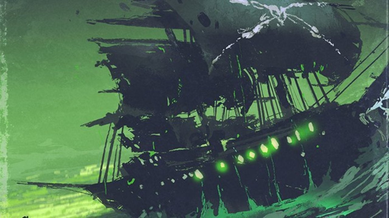 Dungeons & Dragons Supplements Turn the High Seas Into a Exciting and Dangerous Place