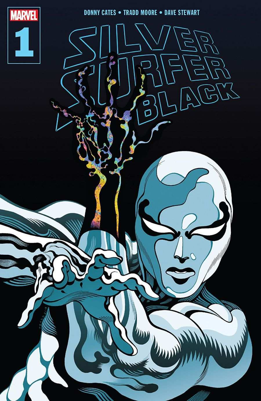 Silver Surfer Black #1