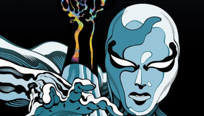 Silver Surfer Black #1 Review - Cover