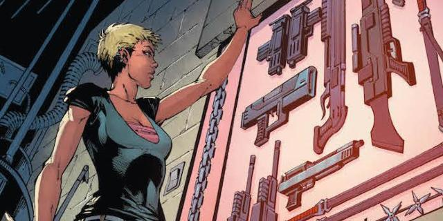 Exclusive DC Preview: The Silencer #18