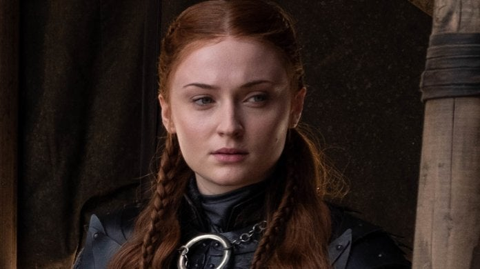 Sophie Turner Game of Thrones Sansa Stark