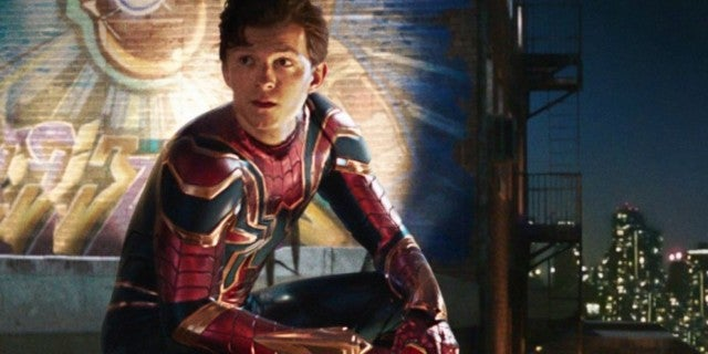 Tom Holland Wants to Play Spider-Man Until He Can't Walk Anymore