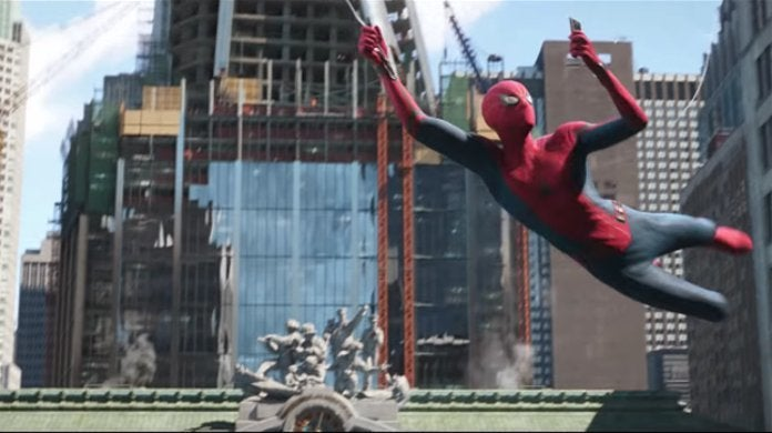 Spider-Man Far From home Avengers Tower