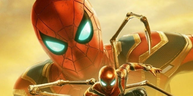 Spider-Man Far From Home Iron Spider