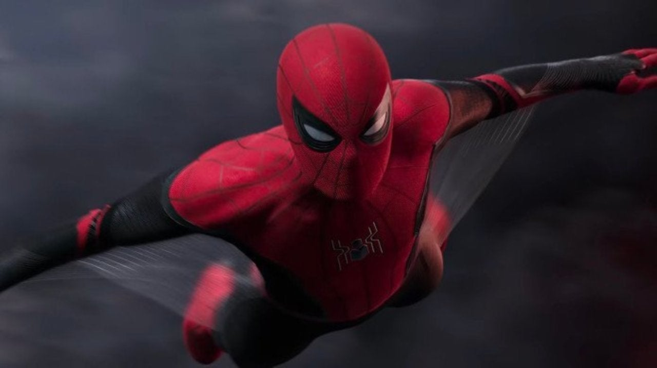 Black And Red >> Spider Man S Black And Red Suit In Far From Home Has A Touching