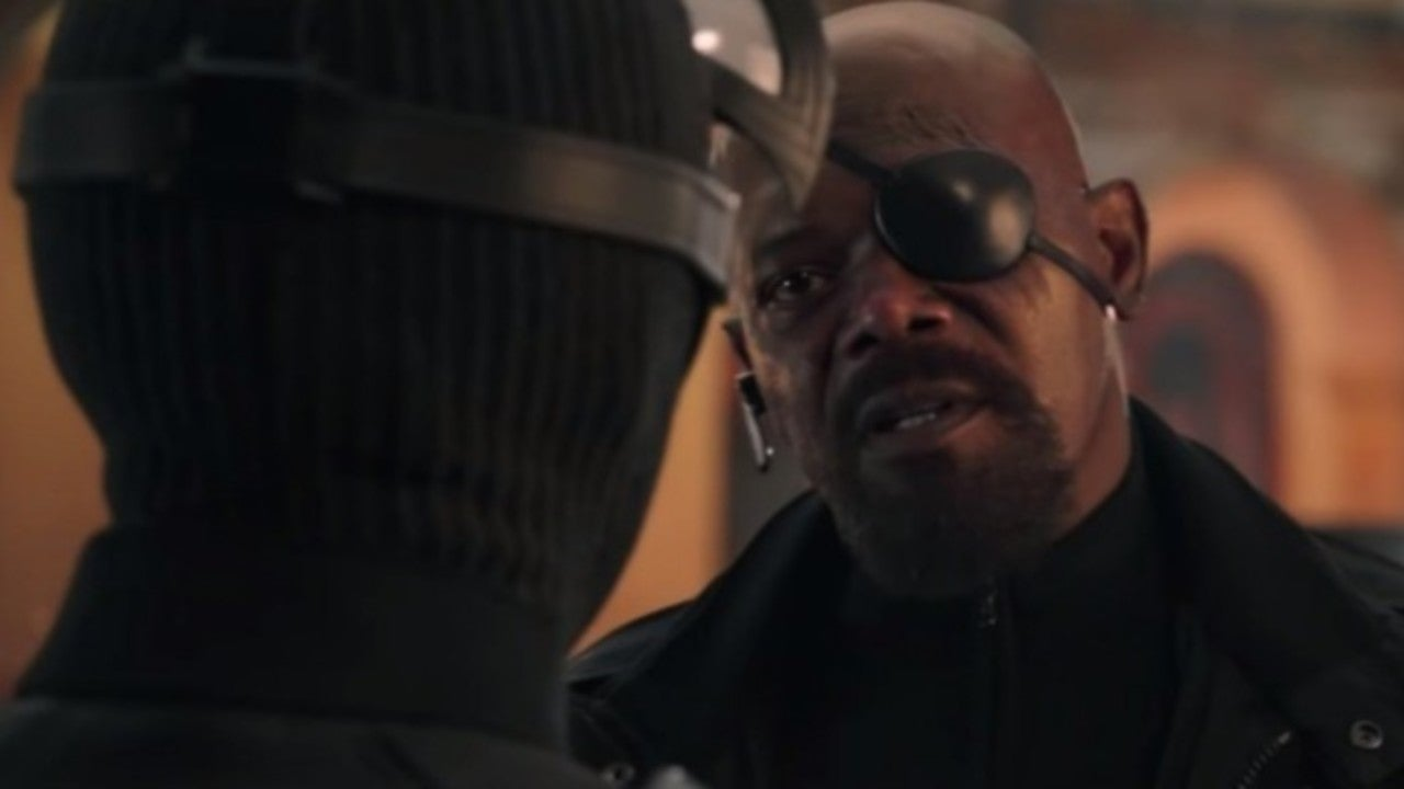 Samuel L. Jackson Flips out over Spider-Man: Far From Home Putting Patch on Wrong Eye