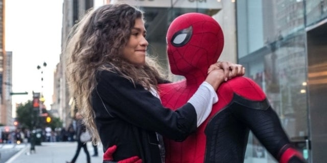 Empire State Building Lights Up Red And Blue In Honor Of Spider-Man: Far From Home