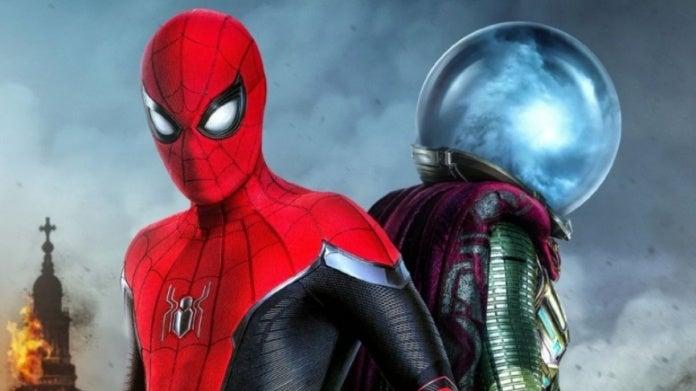 Spider-Man Far From Home Spidey Mysterio