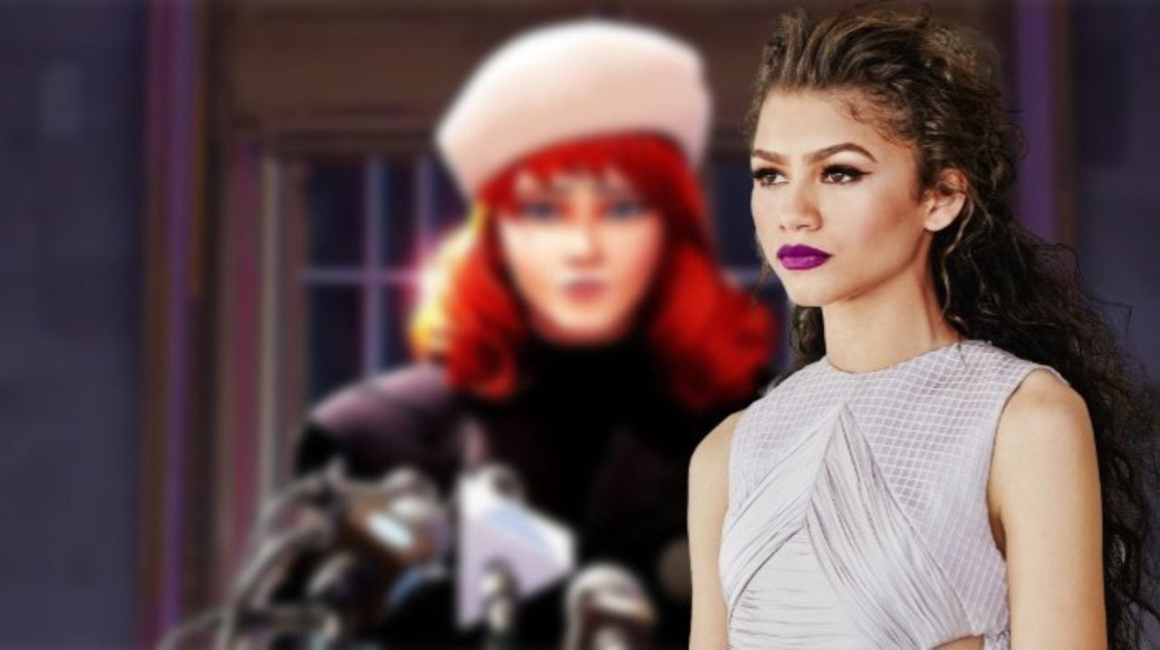 Zendaya's Red Hair at Spider-Man: Far From Home Premiere Has Marvel Fans Flipping Out