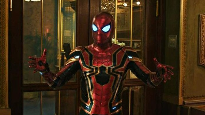 Spider-Man Frar From Home Peters To Do List Short Film Blu-ray Deleted Scenes