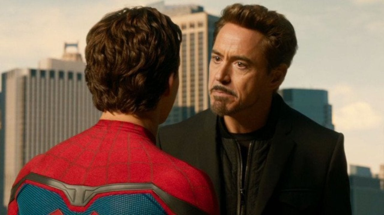 Spider-Man: Far From Home Will Reveal Tony Stark Has a Big Secret