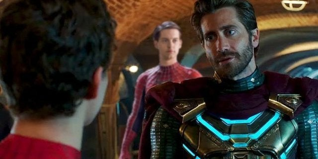 Jake Gyllenhaal Addresses Almost Taking Over Spider-Man ...