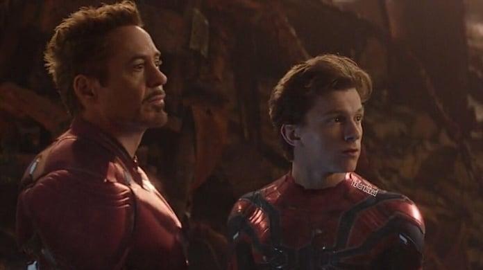 Spider-Man-Peter-Parker-Tony-Stark