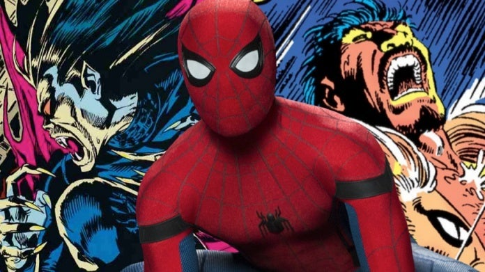 Spider-Man spinoffs Morbius Kraven comicbookcom