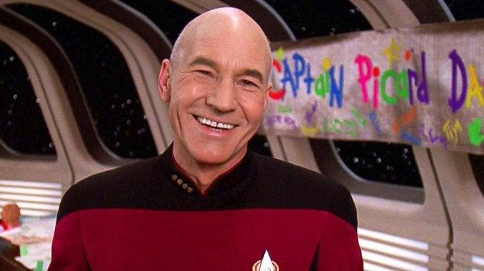 Star Trek Captain Picard Day