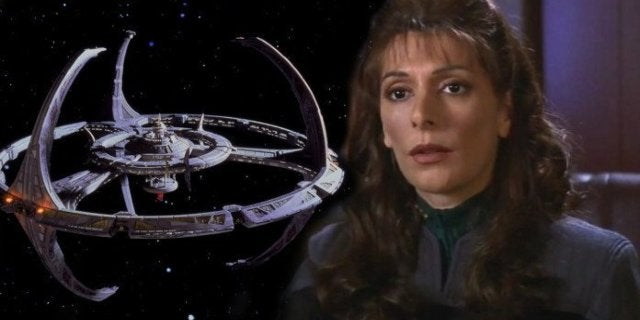 Star Trek: Marina Sirtis Reveals How a Deep Space Nine Actor Helped Her Get Cast In The Next Generation
