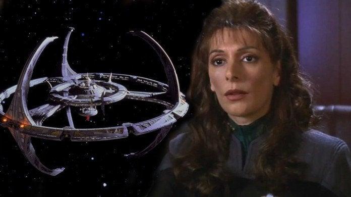 Star Trek Deanna Troi Deep Space Nine