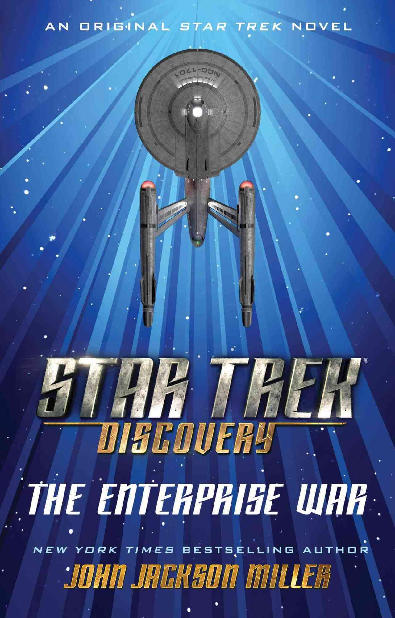 Star Trek Discovery The Enterprise War