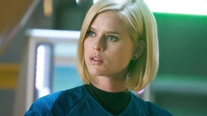 Star Trek Into Darkness Carol Marcus Alice Eve