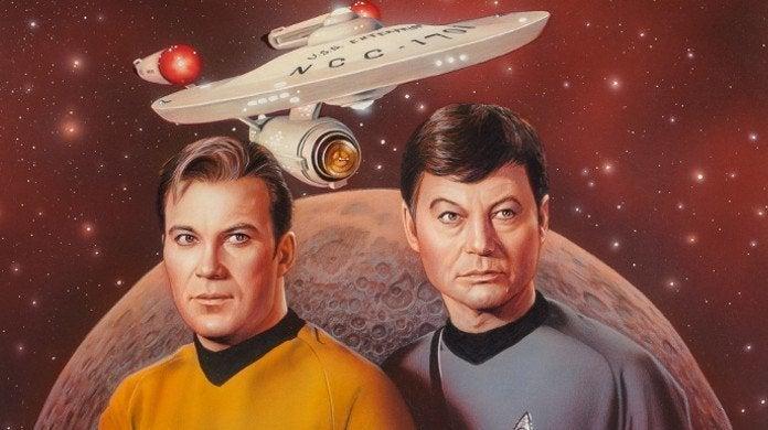 Star Trek Keith Birdsong
