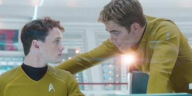 Chris Pine Remembers Anton Yelchin at Star Trek Anniversary Screening