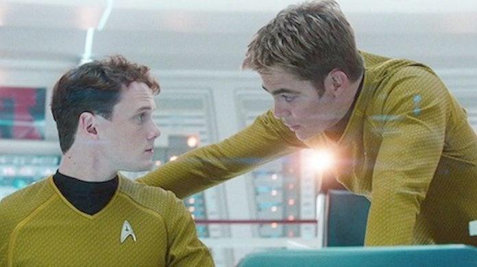 Star Trek Kirk Chekov