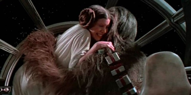 Mark Hamill Honors Carrie Fisher and Peter Mayhew in Star Wars: Galaxy's Edge Post