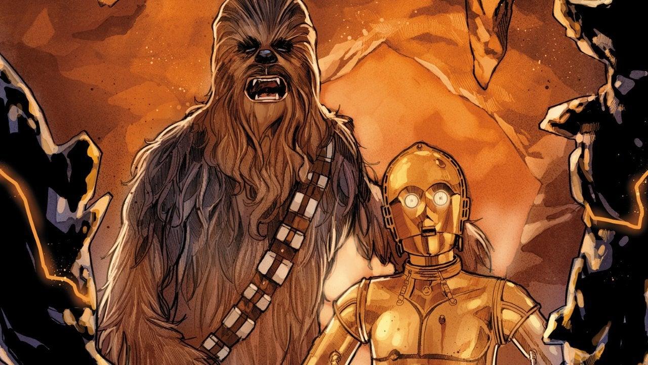star wars 68 marvel comics cover header