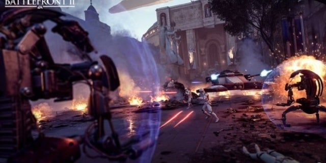 Droidekas Come to Star Wars Battlefront II in New Update