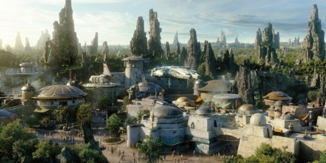 Star Wars: A Galaxy Far, Far Away Closing at Disney World's Hollywood Studios