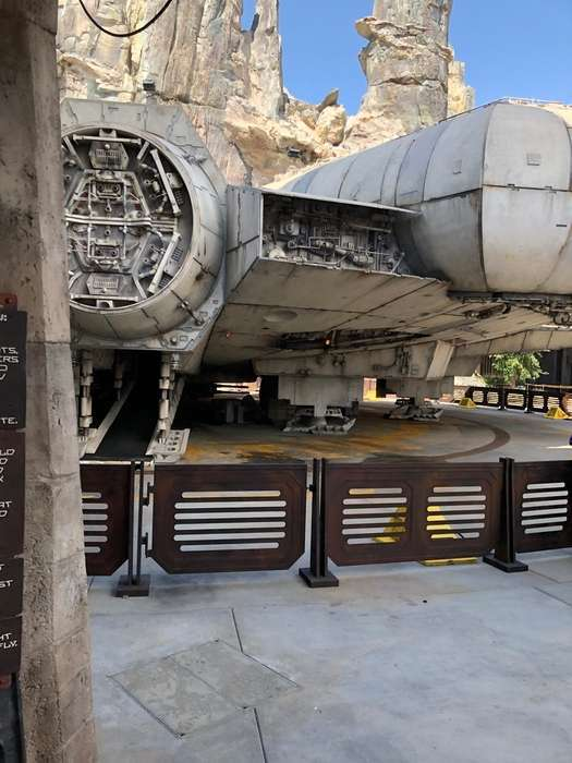 star wars galaxys edge millennium falcon smugglers run 2