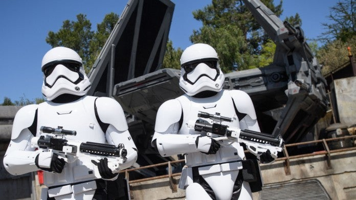 Star Wars Galaxys Edge Stormtroopers