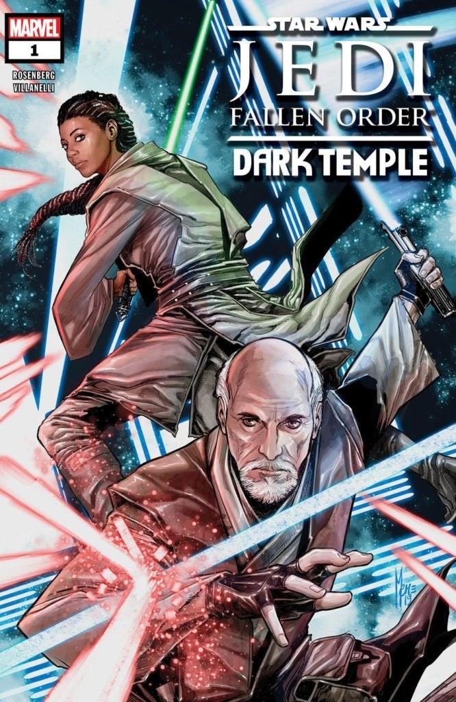 star wars jedi fallen order dark temple issue one cover