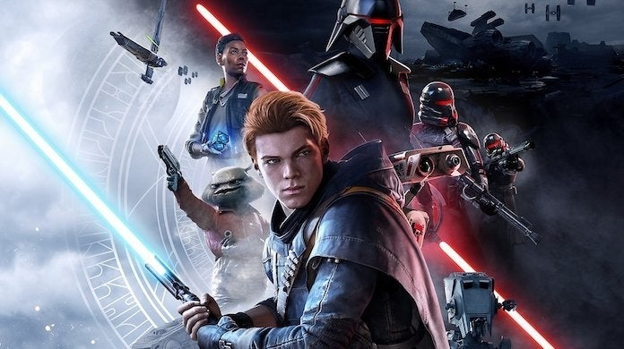 star wars jedi fallen order key art