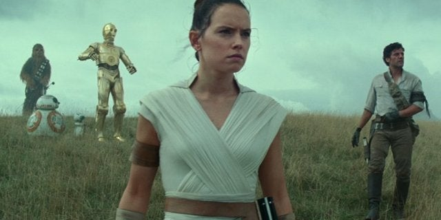 Star Wars: The Rise of Skywalker Continues Reshoots