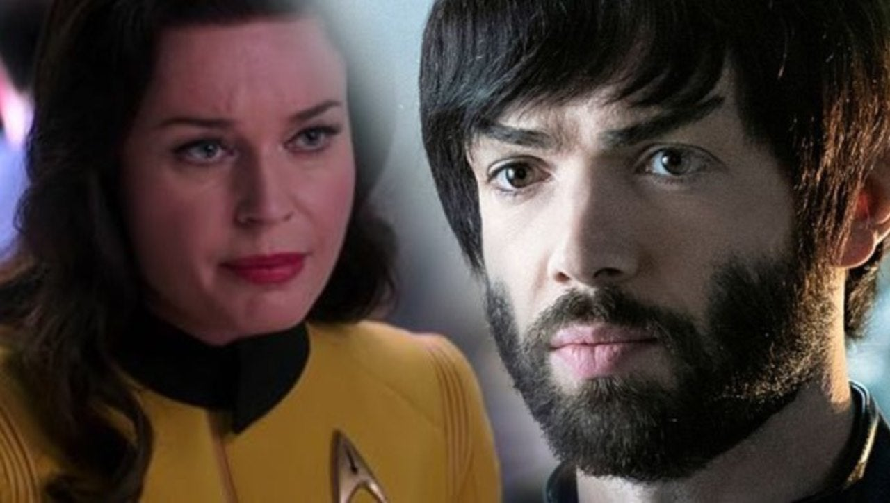 Star Trek: Spock and Number One to Return in Short Treks