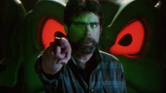 stephen king maximum overdrive
