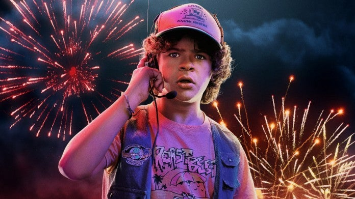 Stranger Things Dustin Gaten Matarazzo