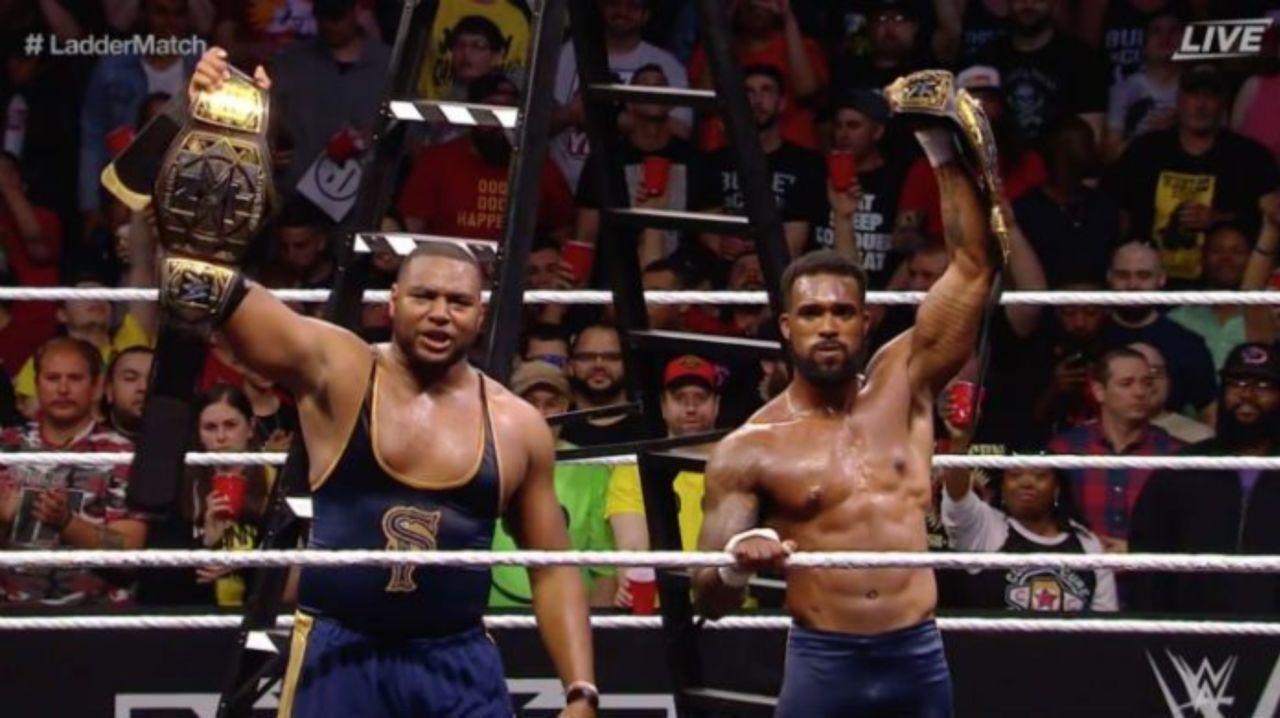 WWE NXT Street Profits