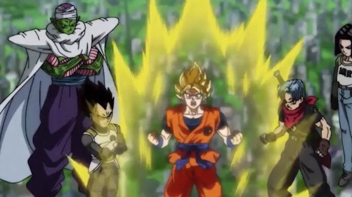 Super Dragon Ball Heroes episode 13 Universe 7 vs Core Area Warriors