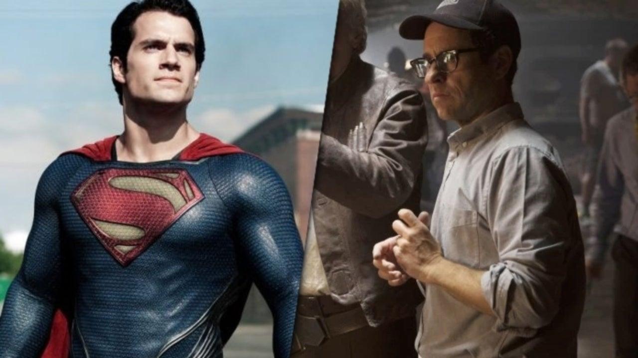 J.J. Abrams Cancelled Superman Movie Storyboards Revealed