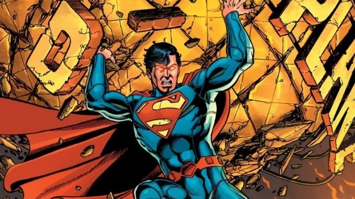 Superman New 52 George Perez