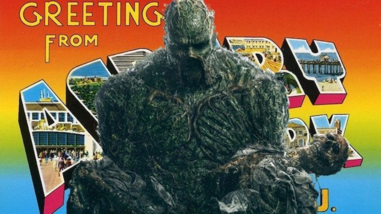 Swamp Thing is Naming Its Episodes After Bruce Springsteen Songs