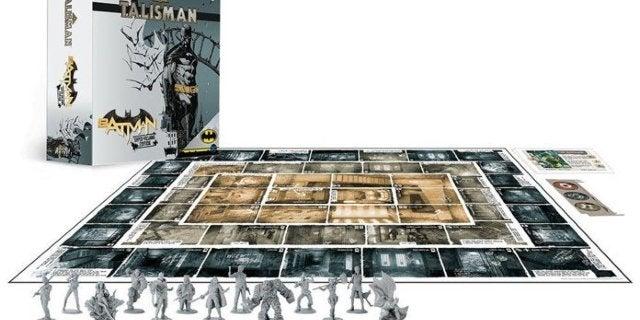 Talisman: Batman Super-Villains Edition Board Game Is up for Pre-Order
