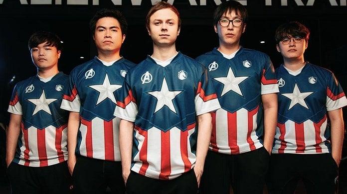 Team Liquid Marvel