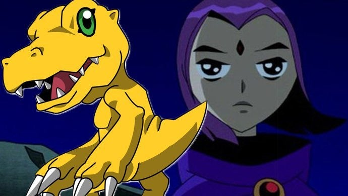teen titans digimon