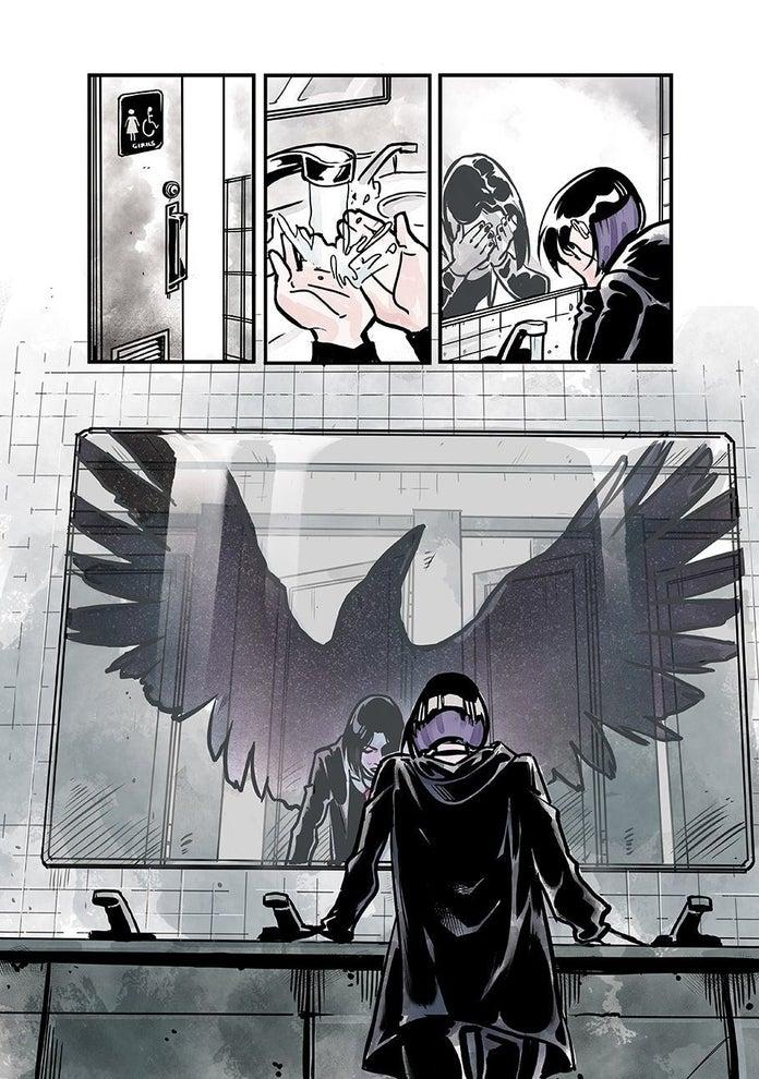 Teen-Titans-Raven-Soul-Self